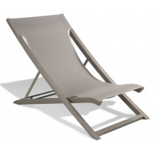 Opvouwbare ligstoel SUNSET