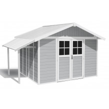 Tuinhuisje Lodge 11 m²