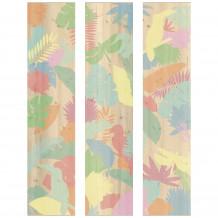 Decoratief wandschilderij Jungle kleur