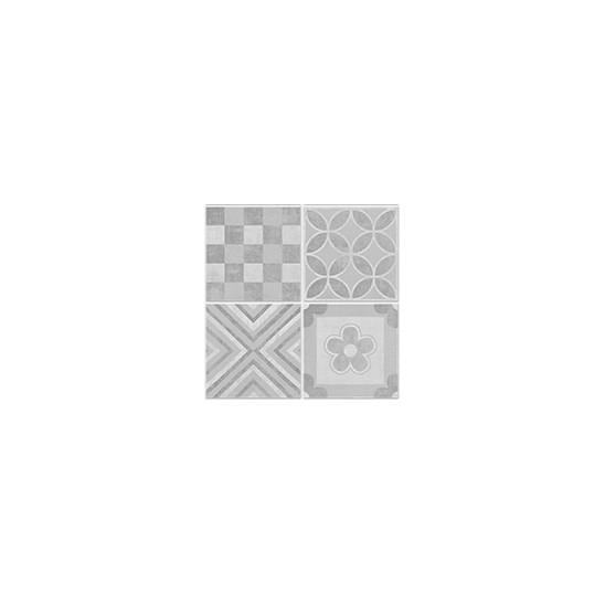 Wandbekleding Element 3D 2-tegel cement