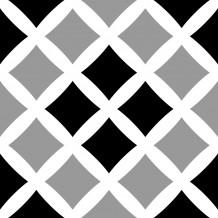 Zelfklevende tegel Square Cross