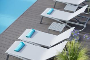 Sunset ligstoel voor een uitzonderlijke zomer!
