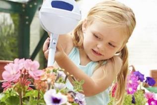Vanmiddag gaan we tuinieren met Lily !