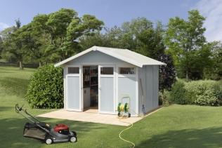 Waarom zou u voor een klein tuinhuisje kiezen?